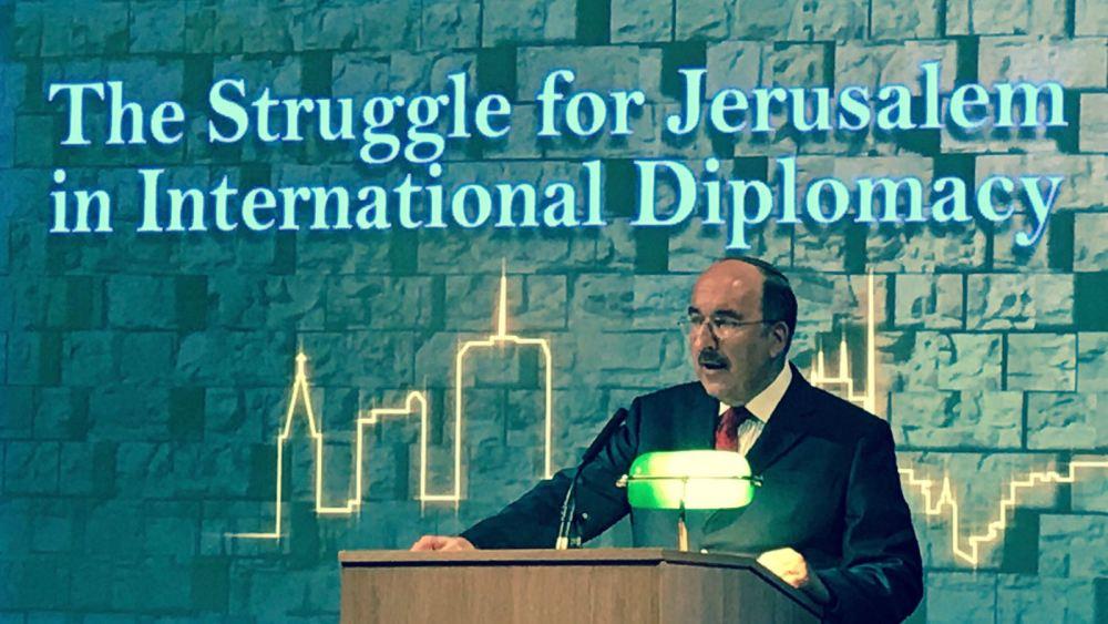 The Struggle for Jerusalem in International Diplomacy