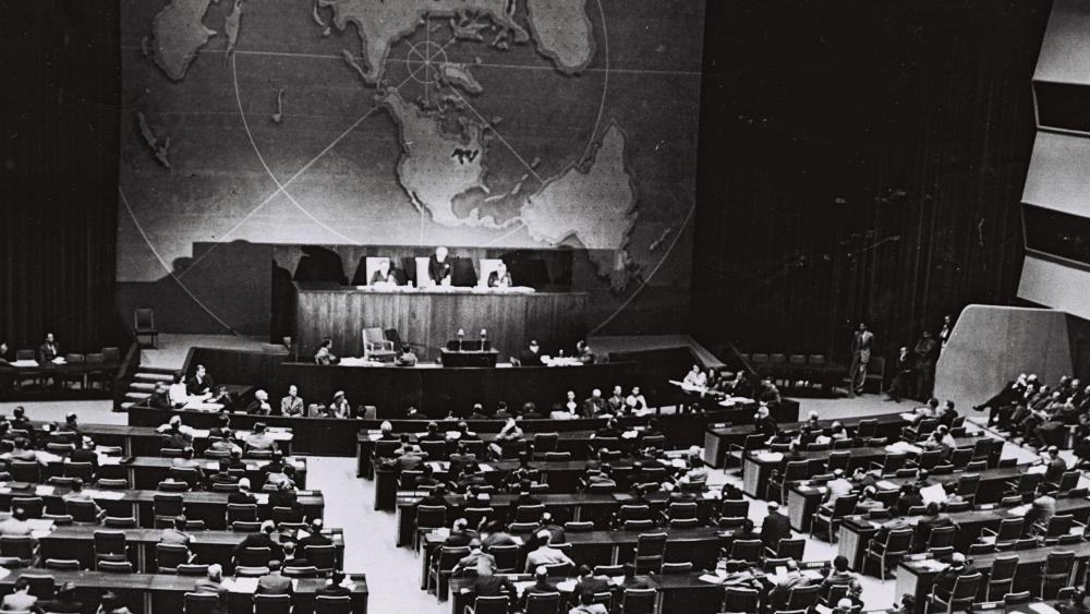 70 Years after UN Resolution 181: An Assessment