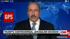Amb. Dore Gold on CNN