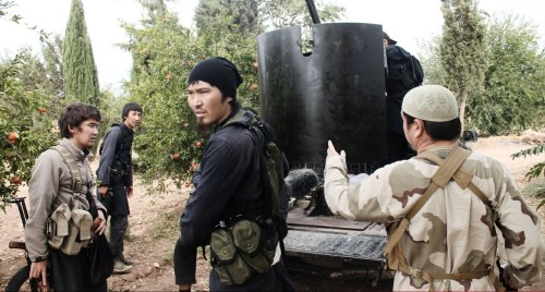 Chinese foreign fighters in Syria