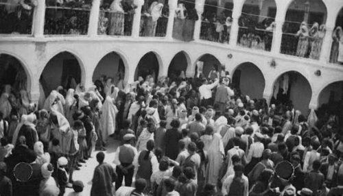 The Djerba synagogue