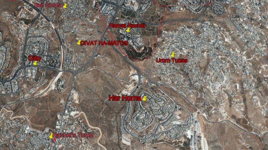 Givat Hamatos: A Strategic Jerusalem Neighborhood