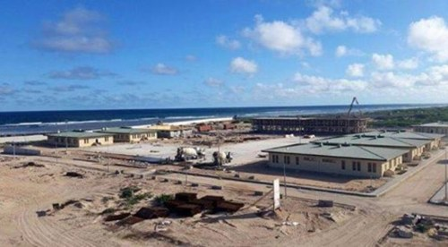 The Turkish base in Somalia
