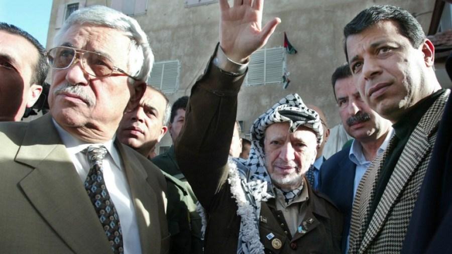 Jibril Rajoub vs. Muhammad Dahlan to Replace Mahmoud Abbas