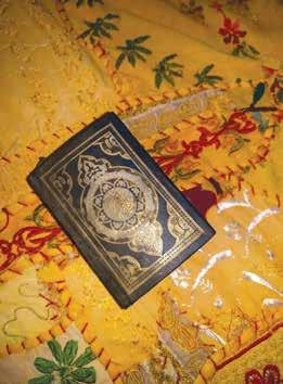 Dajani's personal Koran