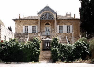 Jerusalem's Orient House
