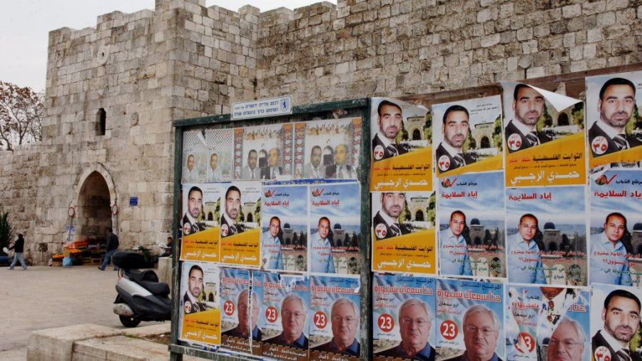 Jewish-Arab Coexistence in Jerusalem and Local Elections