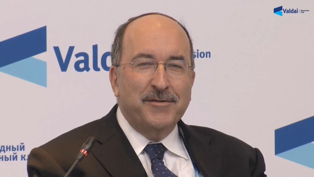 Dore Gold Asserts Israel's Legal Rights to the Golan Heights at International Meeting in Moscow