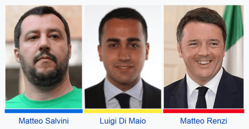 Italian general election, 2018