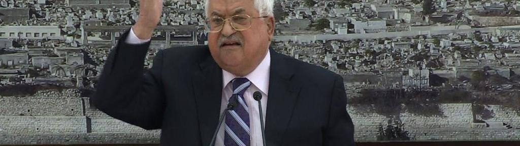 Mahmoud Abbas May Impose New Sanctions on Gaza