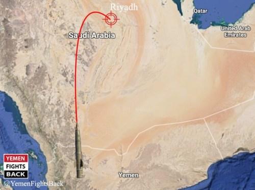 Houthi Tweet