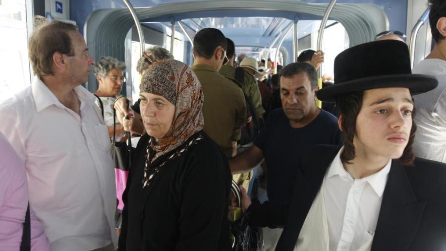 Work Begins on New Jerusalem Light Rail Extension to Serve Jews and Arabs