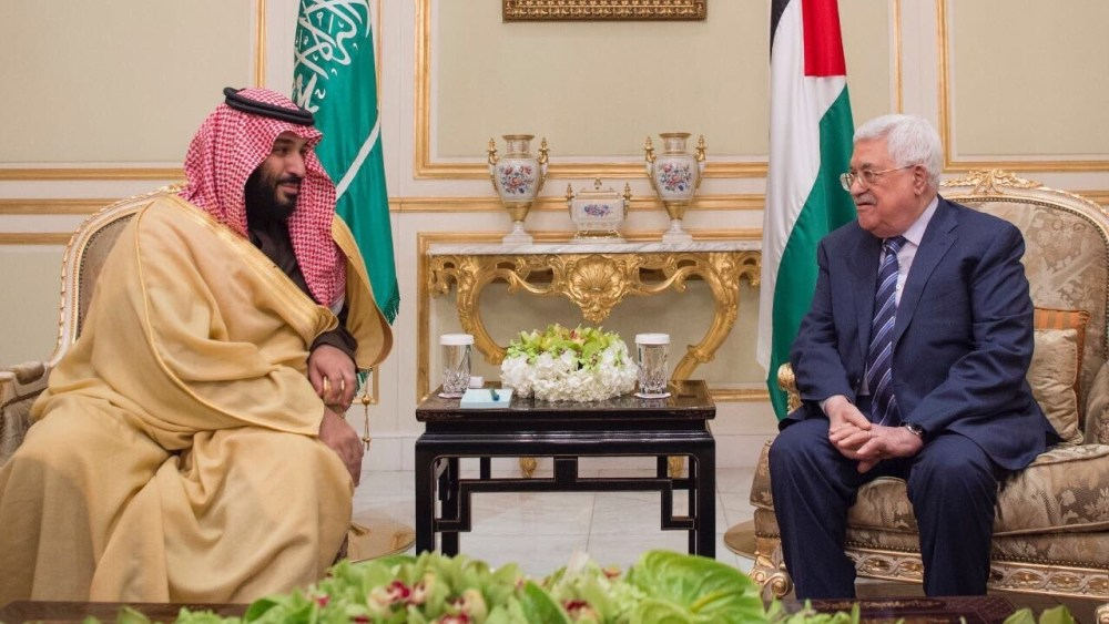 Arab Leaders Pressure Mahmoud Abbas