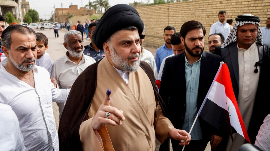 The Results of the Iraqi Elections? A Slap in the Face to Iran
