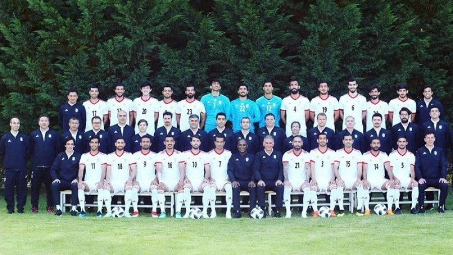 9548c12e9c6 Iran s Soccer Team Faces Sanctions on its Way to the World Cup