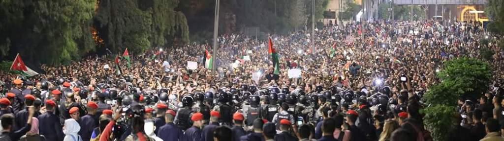 Jordan Faces Serious Government Crisis