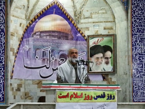 The IRGC's Mohammad Reza Naqdi