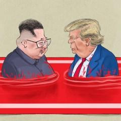 Iran's Response to Trump's Meeting with Kim Jong-Un