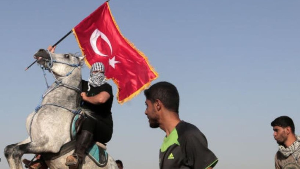 Erdogan's Turkey Intensifies Involvement in Gaza and Jerusalem