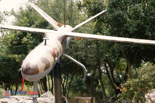Hizbullah version of the UCAV Shahed 129