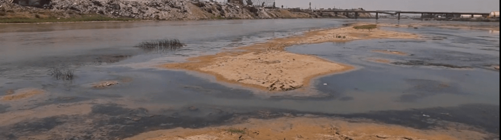 Iran and Turkey Divert Iraq's River Waters, Leaving Iraq on the Brink of Catastrophe