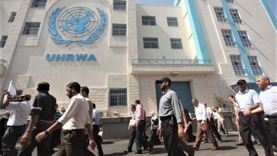 UNRWA Go Home!