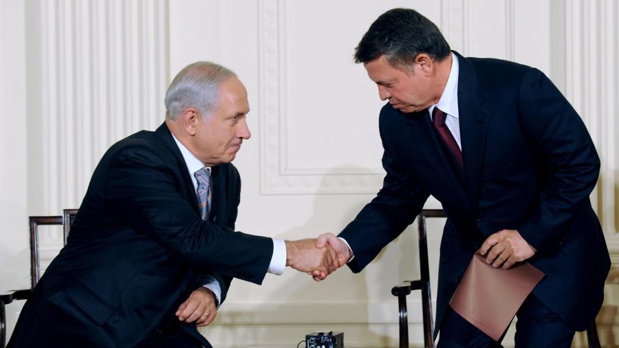 Jordan Challenges Israel on Land-Lease Agreement