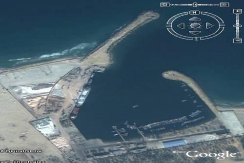 Port of El Arish