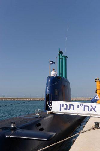 Israel's modern submarine