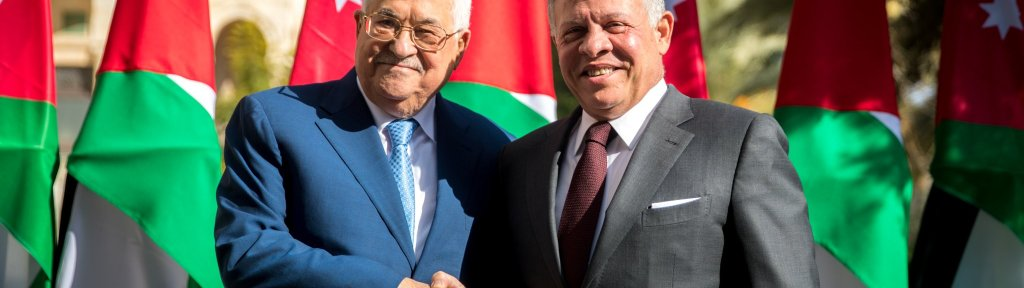 Mahmoud Abbas' Recent Meeting with King Abdullah of Jordan