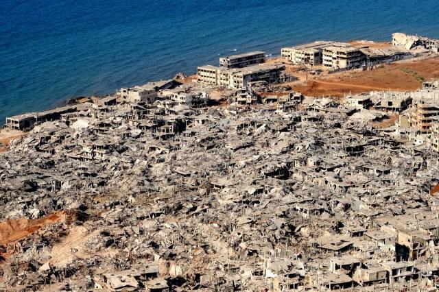 Nahr el-Bared refugee camp
