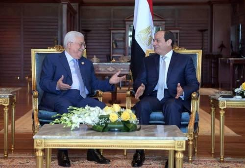 Abbas and Sisi