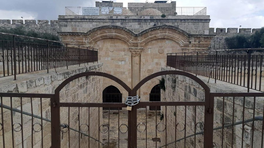 New Waqf Council Managing the Temple Mount