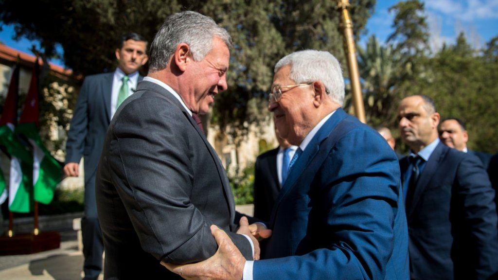 "Jordanian-Palestinian Collaboration against the ""Deal of the Century"""
