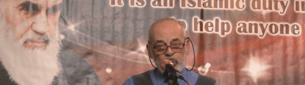 Pro-Palestinian Canadian Jewish Activist's Speech on the Legacy of Iran's Ayatollah Khomeini