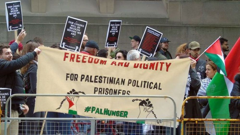 Mississauga ex-student alleges Israeli firms conduct experiments on Palestinian prisoners