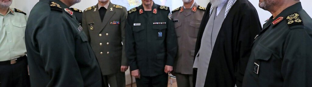 Iran's New Revolutionary Guards Commander Threatens the U.S. and Israel