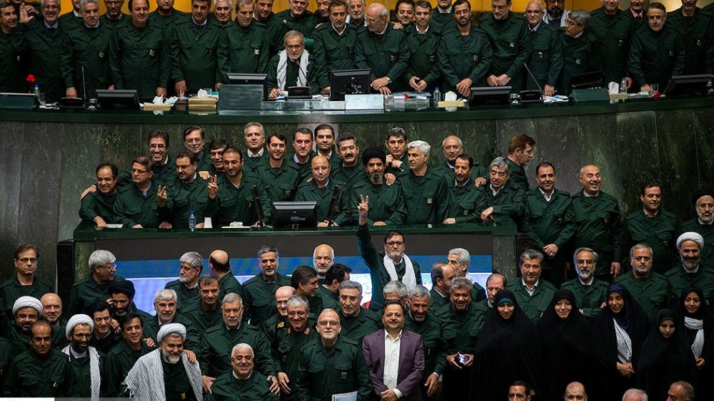 The United States Labels Iran's Revolutionary Guards as Terrorists