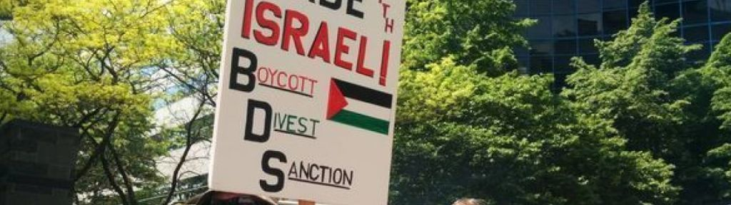 """Oshawa BDS activist to Jewish restaurateurs: """"Get the HELL OUT OF CANADA!"""""""
