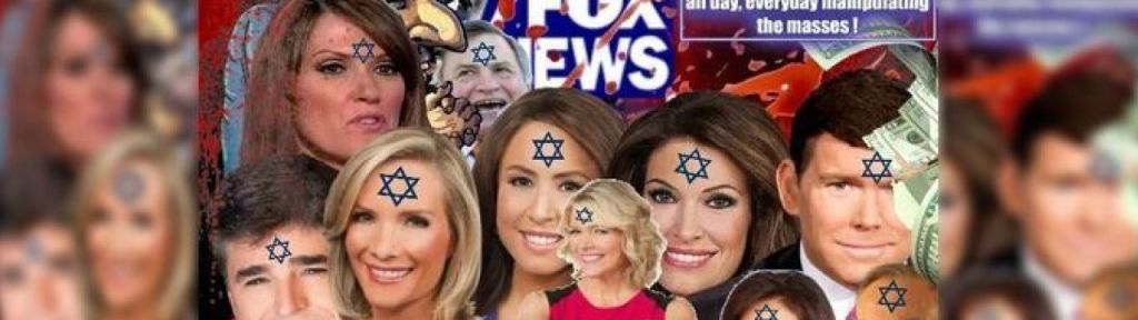 Fox Network is acting under Jewish influence, says Toronto pro Palestinian activist