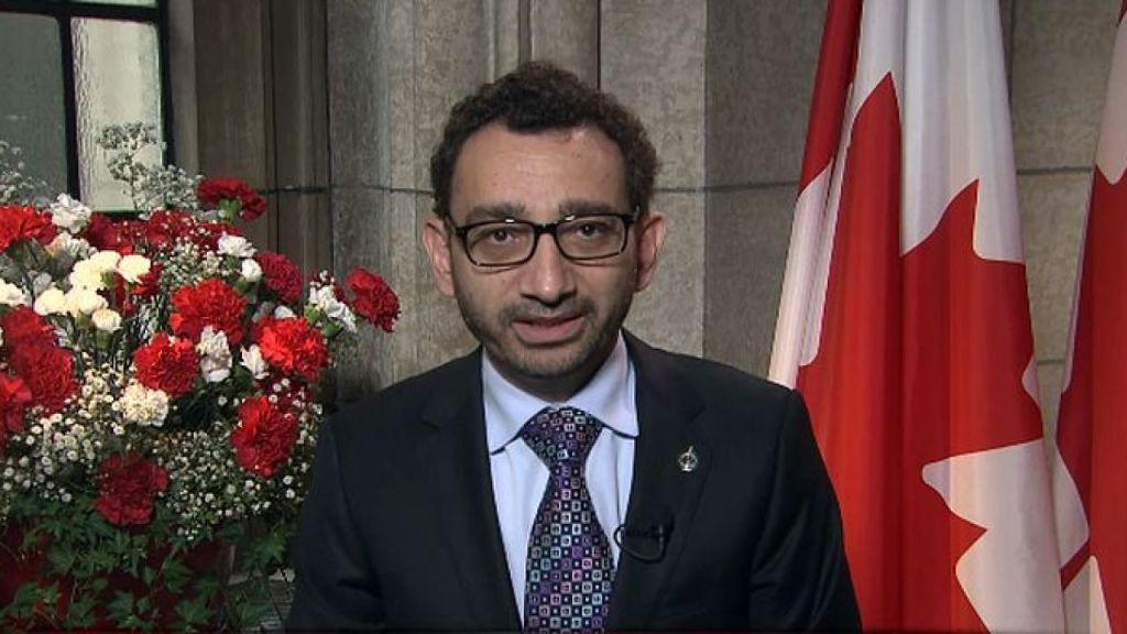 """Omar Alghabra: """"Some BDS advocates may have anti-Semitic motives"""""""