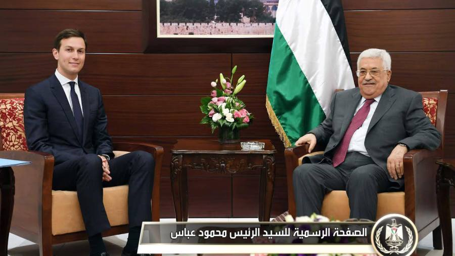 Jared Kushner Challenges the Palestinians