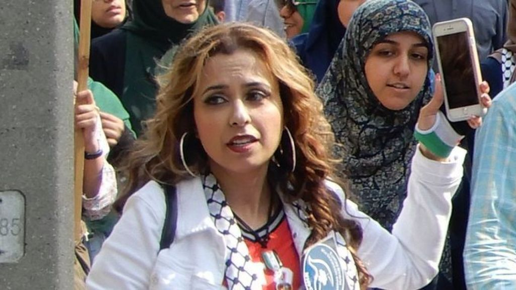 "Aliya Hasan: Israel's flag is ""so offensive""; ""intolerant form of Zionazism"""