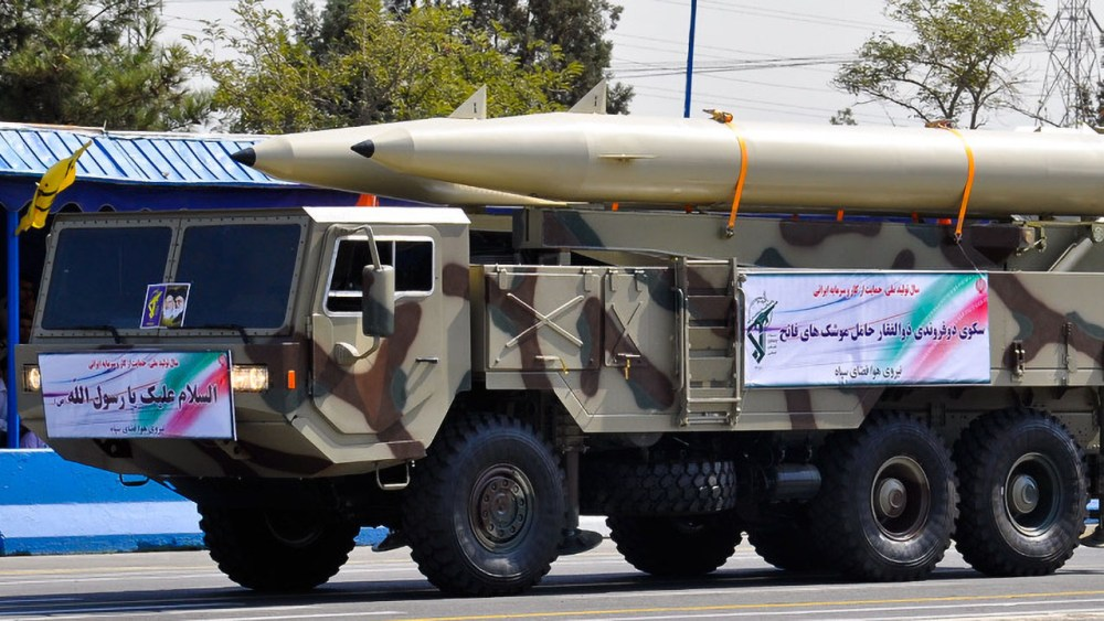 Iranian Missile Batteries Bombed in Iraq