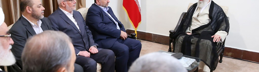 "Hamas Delegation in Iran to Discuss ""Regional Crisis"""