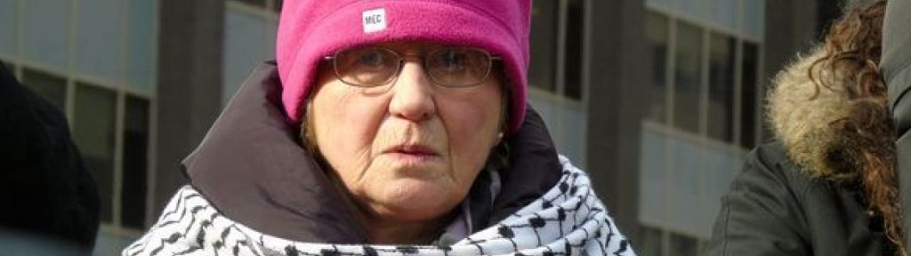 Suzanne Weiss suggests Israel's policy on Gaza worse than the Nazis
