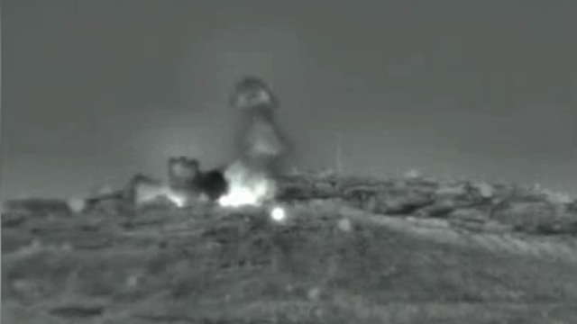 IDF airstrike in Syria