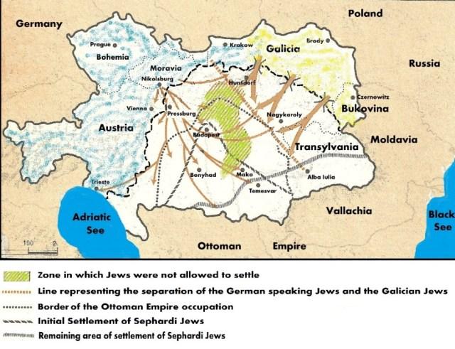 Jewish immigration to Hungary