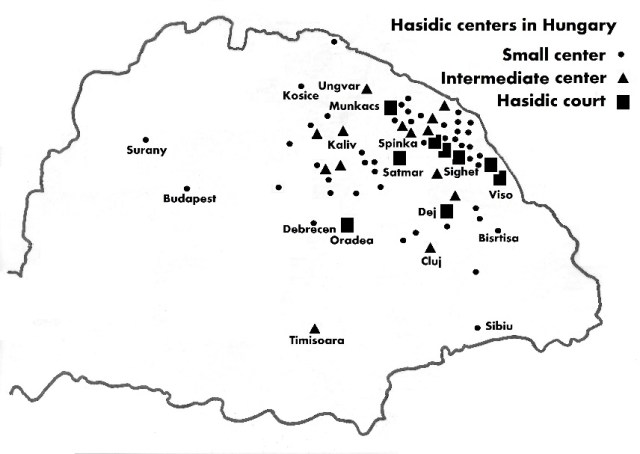 Religious groups in Hungary.