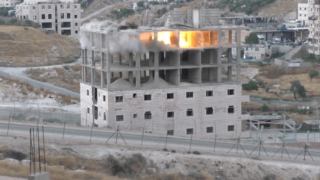 The Unique Status of the Jerusalem Suburb of Wadi Hummus